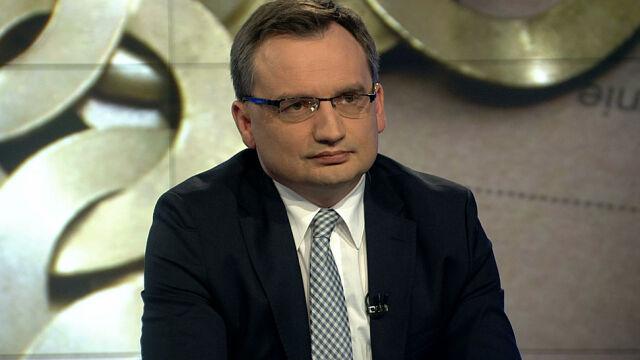 """Zbigniew Ziobro w """"Faktach po Faktach"""""""