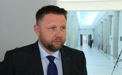 Marcin Kierwiński komentuje przesłuchanie Tuska przed sądem