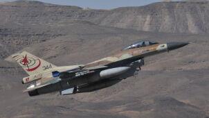 Chorwacja kupi 12 izraelskich F-16