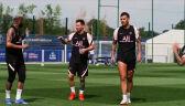 Messi wziął udział w treningu PSG