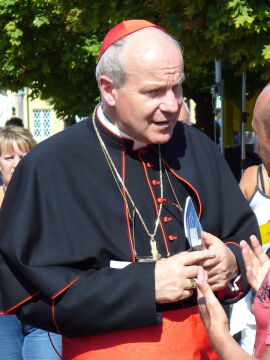 Kardynał Christoph Schönborn