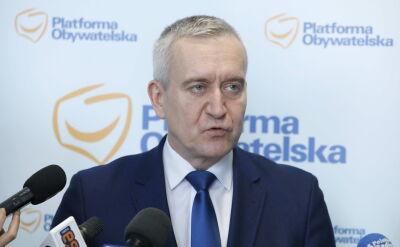 Obowiązki sekretarza generalnego PO będzie wykonywał Robert Tyszkiewicz za aresztowanego Gawłowskiego
