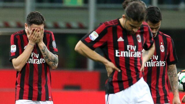 Milan znowu ośmieszony przez beniaminka.