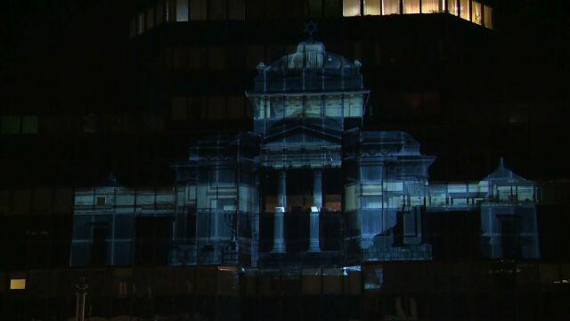 Wielka Synagoga wróciła na plac Bankowy