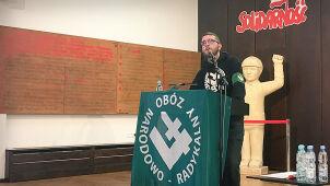 Duda: Solidarność nie będzie się tłumaczyć z wynajęcia sali dla ONR