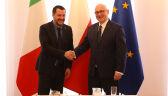 Brudziński spotkał się z Salvinim