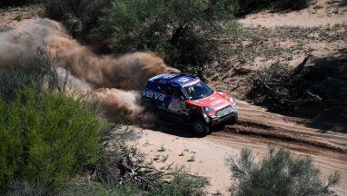 Czwarty etap, trzecie podium. Przygoński szaleje na Rajdzie Dakar
