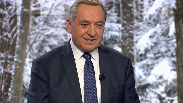 Minister środowiska: trzeba wyraźnie zapisać, nie wolno strzelać do loch ciężarnych