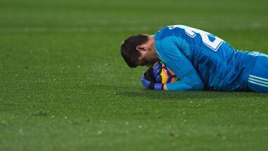 Kontuzja biodra Courtoisa. Nie może grać już siedmiu piłkarzy Realu