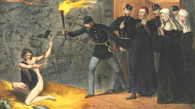 Kryminalna historia Krakowa