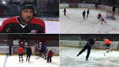 Gwiazdy zagrają w hokeja dla WOŚP.