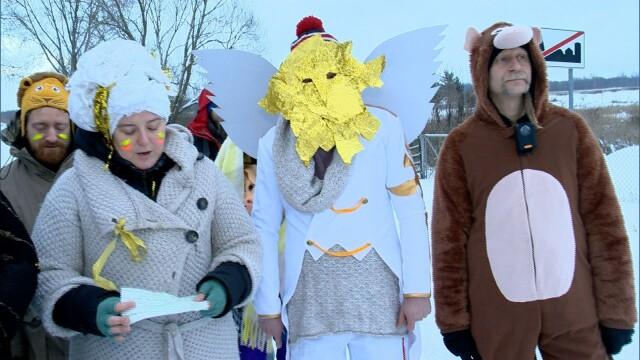 Protest na Podlasiu przeciwko polowaniu na dziki