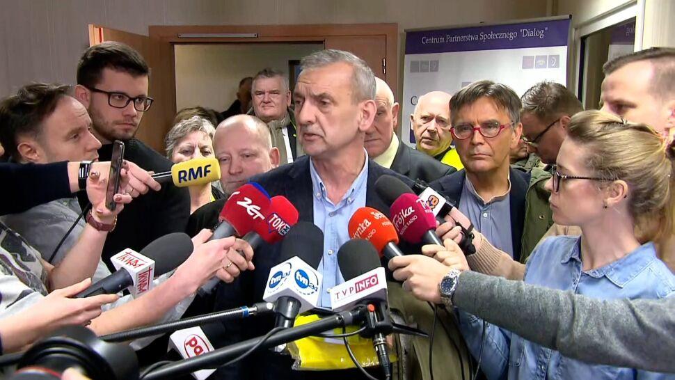 """Koniec spotkania nauczycieli z minister Zalewską. Konkrety? """"Żadne"""""""