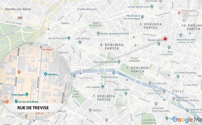 Silna eksplozja w centrum Paryża. Pożar kamienicy
