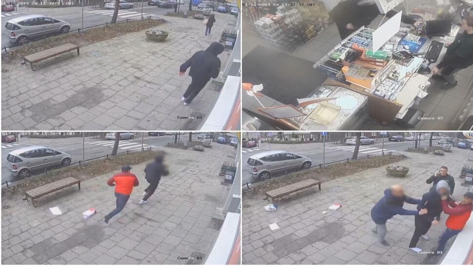 Wszedł do sklepu z nożem, wyniósł puszkę WOŚP. Areszt dla 21-latka
