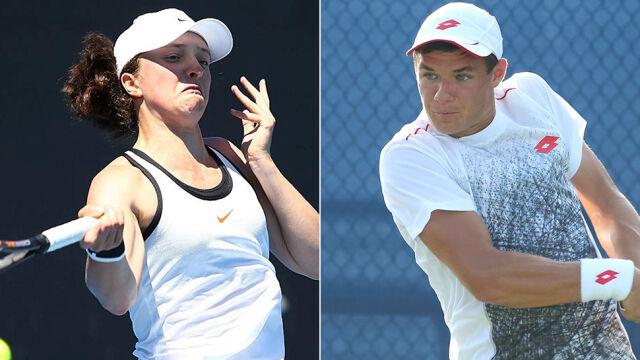 Wielki sukces Świątek i Majchrzaka w Australian Open. Zagrają w turnieju głównym
