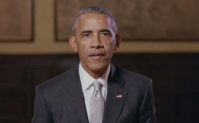 Barack Obama poparł Emmanuela Macrona