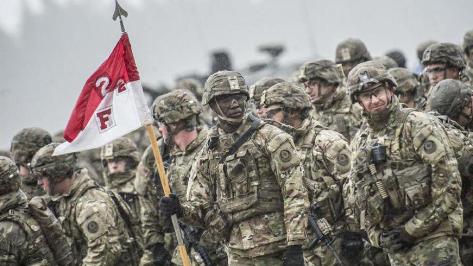 """""""FT"""": porozumienie w sprawie dodatkowych oddziałów USA w Polsce jest finalizowane"""