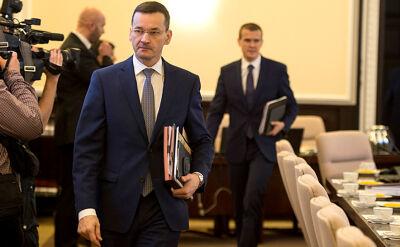Szydło złożyła rezygnację. Morawiecki kandydatem na premiera