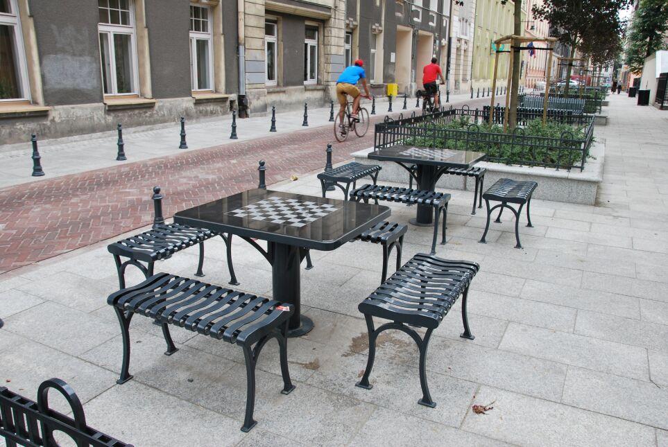 Łódź, ul. Piramowicza