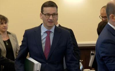 Mateusz Morawiecki kandydatem na premiera