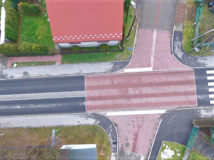 Ulica Jaworznicka w Jaworznie