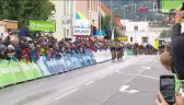 Ostatni kilometr 2. etapu Deutschland Tour