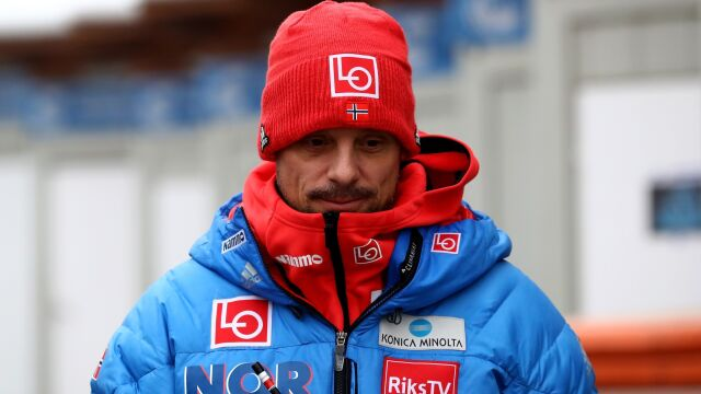 Burza w norweskich skokach. Trener zagroził odejściem