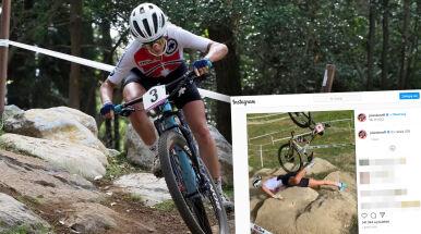 Bolesny rekonesans przed mistrzostwami świata. Złota medalistka igrzysk uderzyła w kamienie