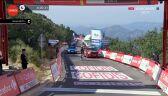 Najważniejsze wydarzenia 14. etapu Vuelta a Espana