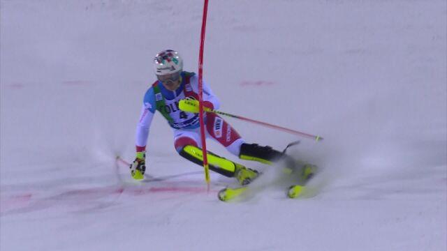 Yule zwycięzcą slalomu. Kosztowny błąd Hirschera