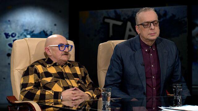 Krzysztof Dowgird i Robert Rutkowski w Tak Jest