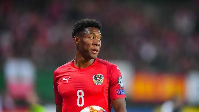 Najważniejszy piłkarz Austriaków nie zagra z Izraelem