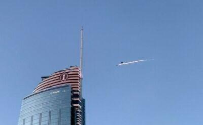 Latające obiekty nad Los Angeles. Kalifornijska policja: To nie inwazja obcych