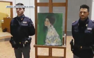 Obraz odnaleziony we Włoszech. To może być skradziony Klimt
