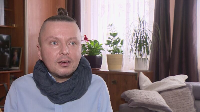 """Bartłomiej """"Skrzynia"""" Skrzyński: to jest taki ból, którego nikomu nie życzę"""