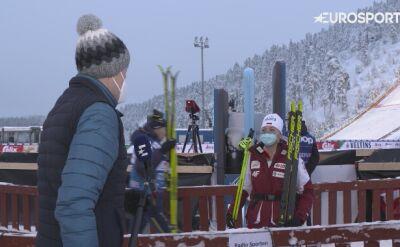 Monika Skinder po najlepszym w karierze występie w zawodach PŚ