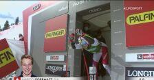 Marco Odermatt wygrał supergigant w Saalbach