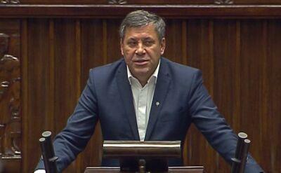 """""""Wnioskuję o informację premiera i prokuratora generalnego"""""""
