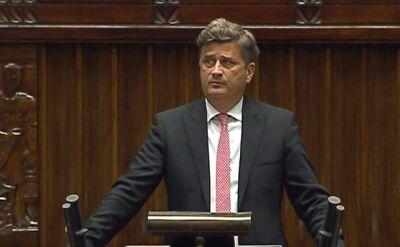 Całe wystąpienie Janusza Palikota