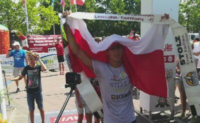 Karaś mistrzem świata w Ironmanie