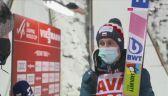 Paweł Wąsek po niedzielnym konkursie w Niżnym Tagile