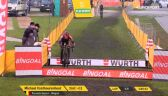 Eli Iserbyt wygrał rywalizację mężczyzn w przełajowych zawodach Superprestige