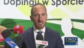 Adrian Zieliński również na dopingu
