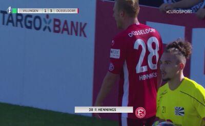Najładniejsze gole w pierwszych czterech rundach Pucharu Niemiec