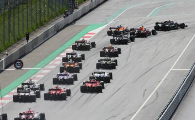 F1: Grand Prix Styrii