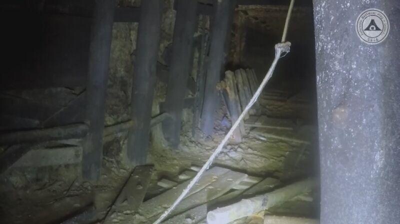 Schron pod Kamienną Górą w Lubaniu. Wciąż nie wiadomo, jaką tajemnicę skrywa