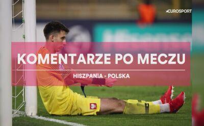 """""""Organizmy nie wytrzymały"""". Komentarze po meczu Hiszpania - Polska"""