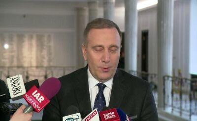Politycy o orędziu Putina
