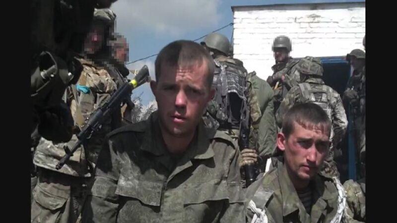 SBU publikuje dowód obecności żołnierzy rosyjskich w Donbasie